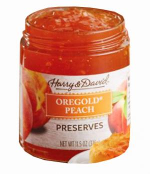 Harry & David Oregold Peach Preserves