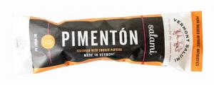 Vermont Salumi Pimenton Salami