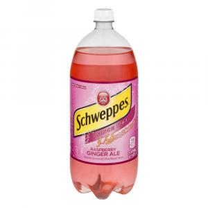 Schweppes Ginger Ale Raspberry