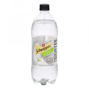 Schweppes Seltzer Water Lemon Lime