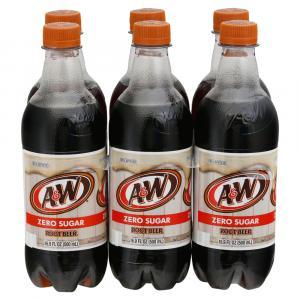 A&W Zero Root Beer