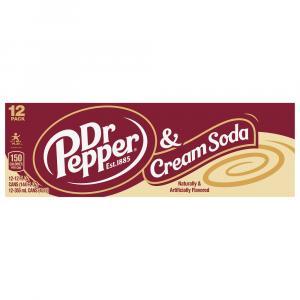 Dr. Pepper Cream Soda