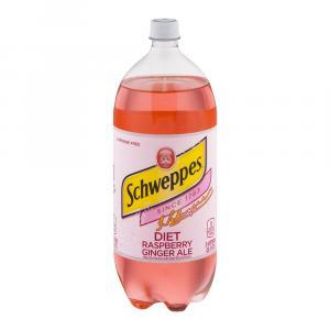 Schweppes Diet Raspberry Ginger Ale