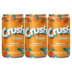Sunkist Orange Crush