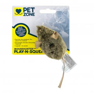 Pet Zone Mouse Hunter Cat Toy