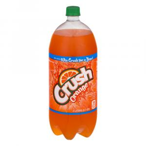 Crush Orange Soda