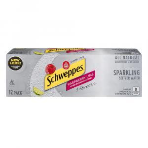 Schweppes Raspberry Lime Seltzer