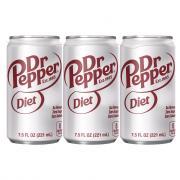 Diet Dr. Pepper Mini