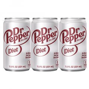 Diet Dr. Pepper Mini