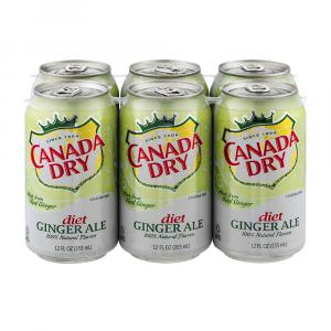 Canada Dry Suger Free Ginger Ale