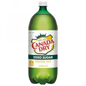 Canada Dry Sugar Free Ginger Ale