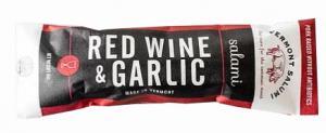 Vermont Salumi Red Wine & Garlic Salami