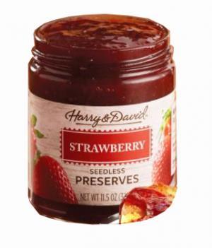 Harry & David Strawberry Preserves