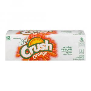 Diet Orange Crush