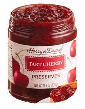 Harry & David Tart Cherry Preserves