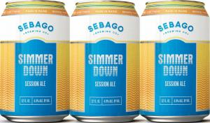 Sebago Simmer Down Session Ale