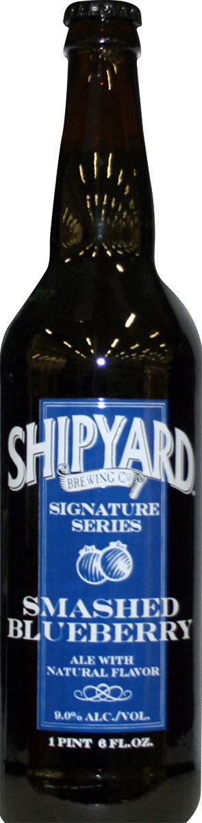 Shipyard Pugsley's Signature Series Smashed Blueberry