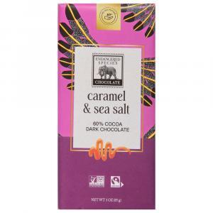 Endangered Species Eagle Dark Chocolate Caramel & Sea Salt