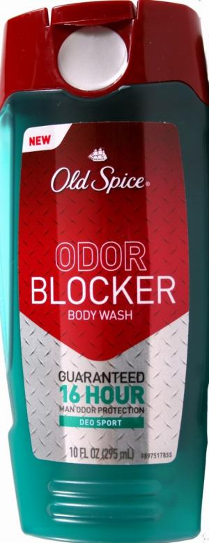 Old Spice Odor Blocker Deodorant Sport Body Wash