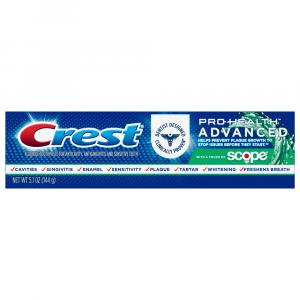 Crest Pro-Health Advanced Plus Scope Toothpaste