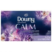 Downy Infusions Lavender Serenity Sheets