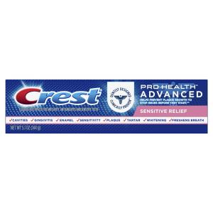 Crest Pro-Health Advantage Active Strengthening Toothpaste