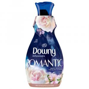 Downy Infusions Romantic White Tea & Peony