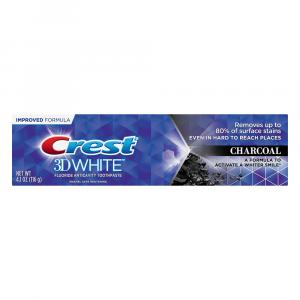 Crest 3D White Charcoal Toothpaste