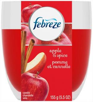 Febreze Apple Spice & Delight Candle