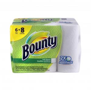 Bounty White Big Roll Paper Towels