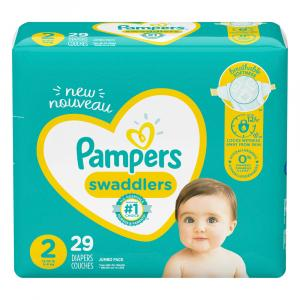 Pampers Size 2 Swaddlers Jumbo Pack