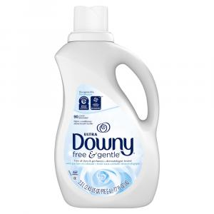 Ultra Downy Free & Sensitive Fabric Softener