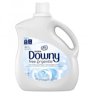 Downy Ultra Free & Gentle Liquid Fabric Softener