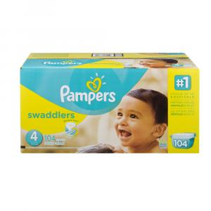 Pampers Swaddlers Giant Size 4