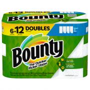 Bounty Select-A-Size White Double Roll Paper Towels