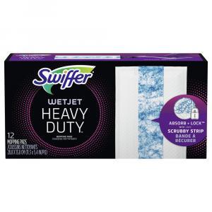 Swiffer Wetjet Heavy Duty Refill Mopping Pads