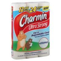 Charmin Ultra Strong Big Roll Bath Tissue