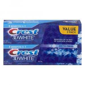 Crest 3d White Artic Fresh Toothpaste