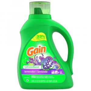 Gain 2x Spring Lavendar Liquid Laundry Detergent