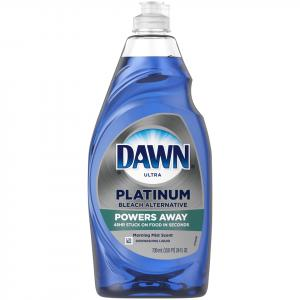 Dawn Platinum Morning Mist Dishwashing Liquid