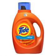 Tide 2x High Efficiency Clean Breeze Laundry Detergent