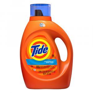 Tide 2x High Efficiency Clean Breeze Laundry Detergent