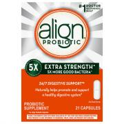 Align Extra Strength 5X Probiotic Supplement Capsules