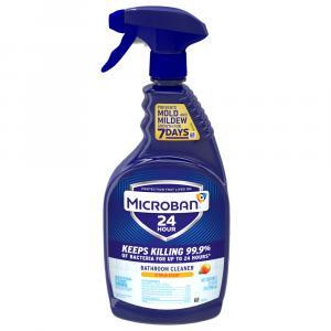 Microban Bath Cleaner Citrus Scent