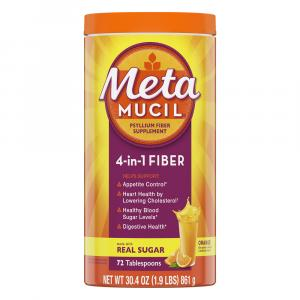 Metamucil Smooth Texture Orange
