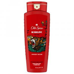 Old Spice Wild Body Wash Bearglove