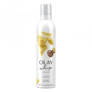 Olay Foaming Whip Shea Butter Body Wash