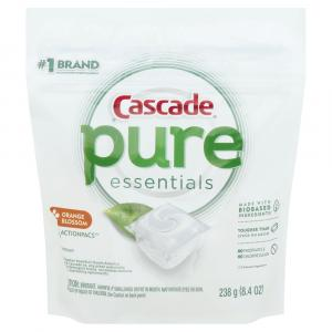Cascade Pure Essentials Orange Essence Action Packs