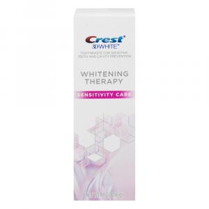 Crest 3D Sensitive Care Whitening Therapy Tooth Paste
