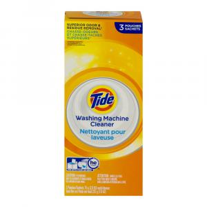 Tide Washing Machine Cleaner Pouches
